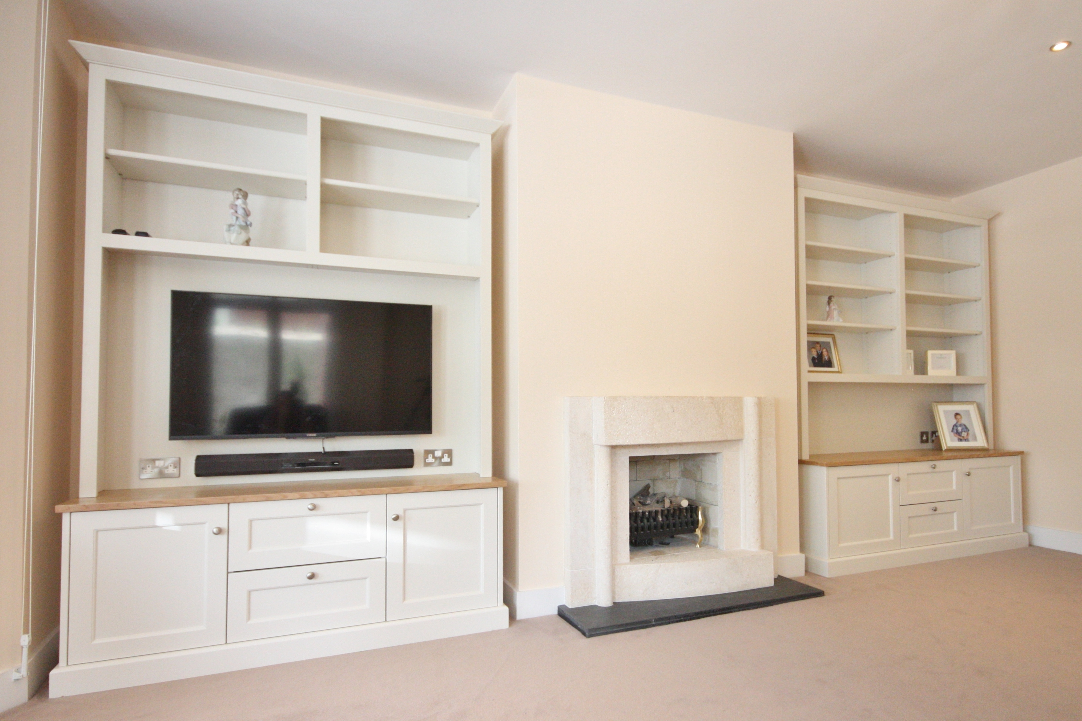 Bespoke Tv Units With Regard To Most Up To Date Enigma Design » Tv And Alcove Units (View 6 of 15)