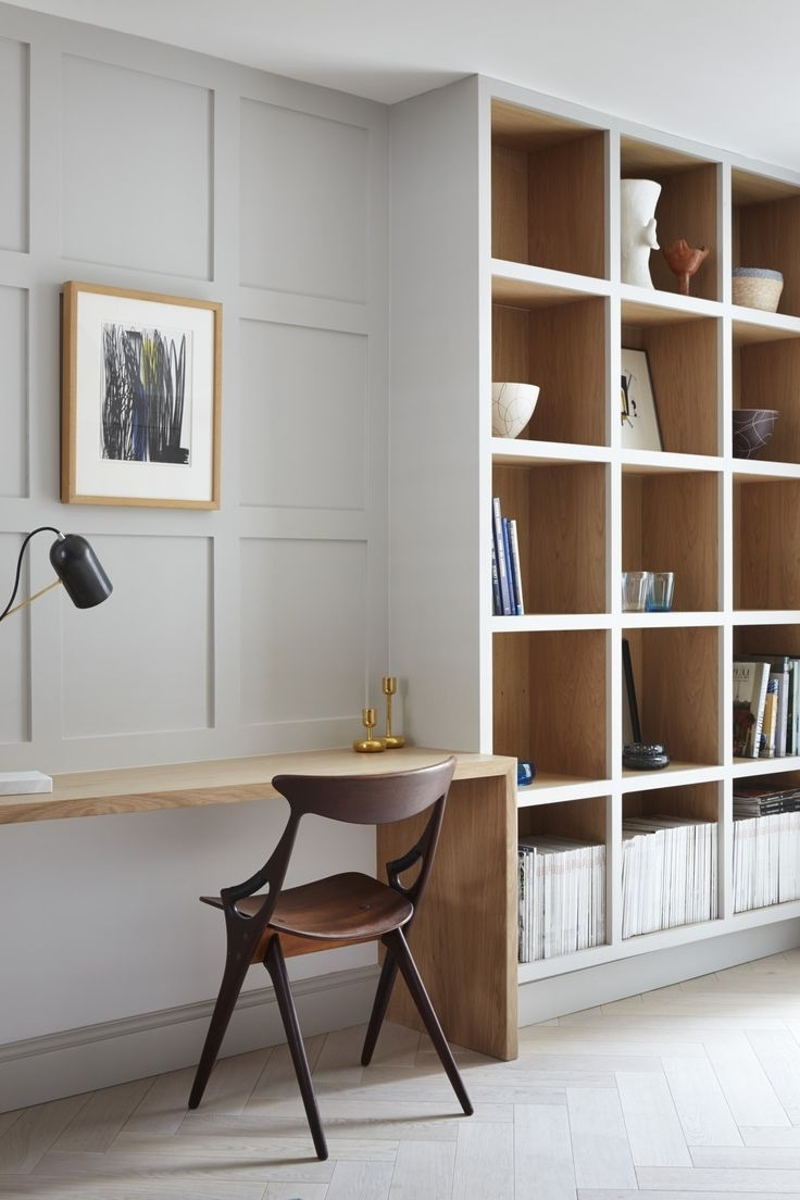 Best 25+ Built In Desk Ideas On Pinterest (View 13 of 15)