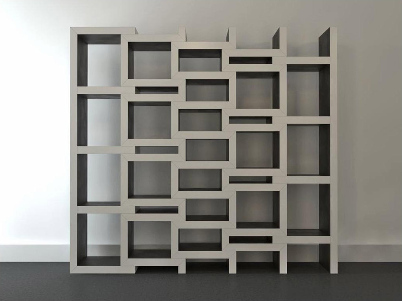 Best And Newest Bookcases Ideas: 10 Of The Most Creative Bookshelves Designs Pertaining To Unique Bookcases Designs (View 1 of 15)