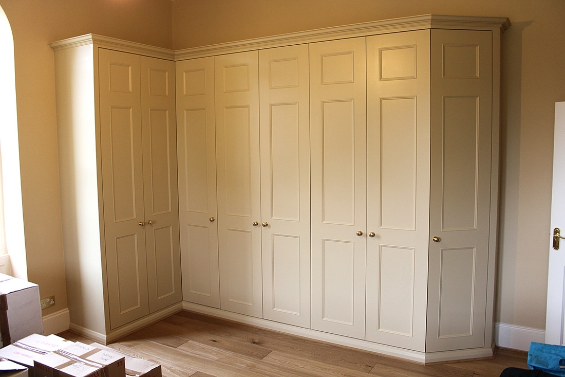 Best And Newest Fitted Cabinets Pertaining To Fitted Wardrobes, Bookcases, Shelving, Floating Shelves, London (View 3 of 15)