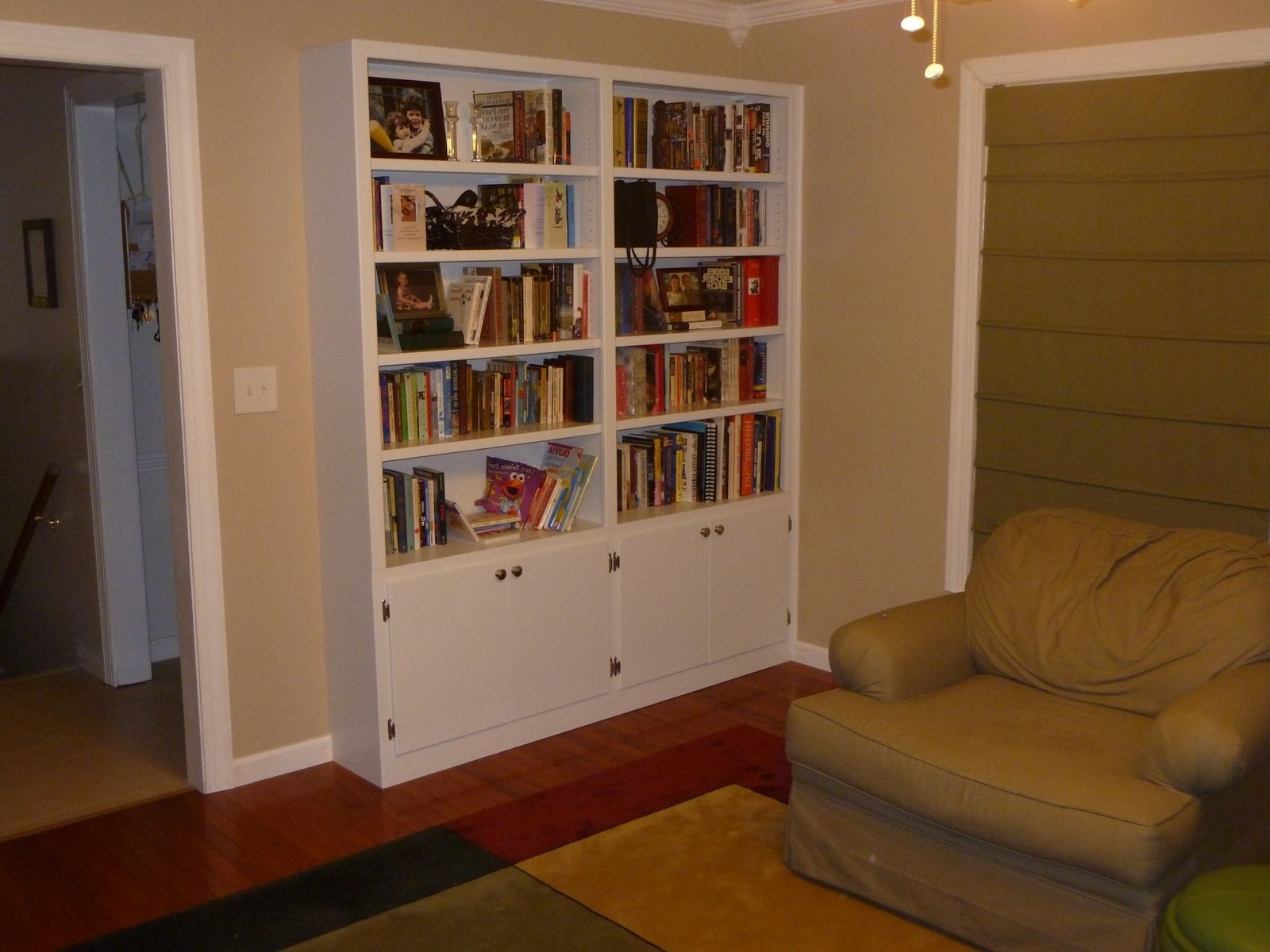 Best And Newest Handmade Bookshelves For Custom Bookcases (View 4 of 15)