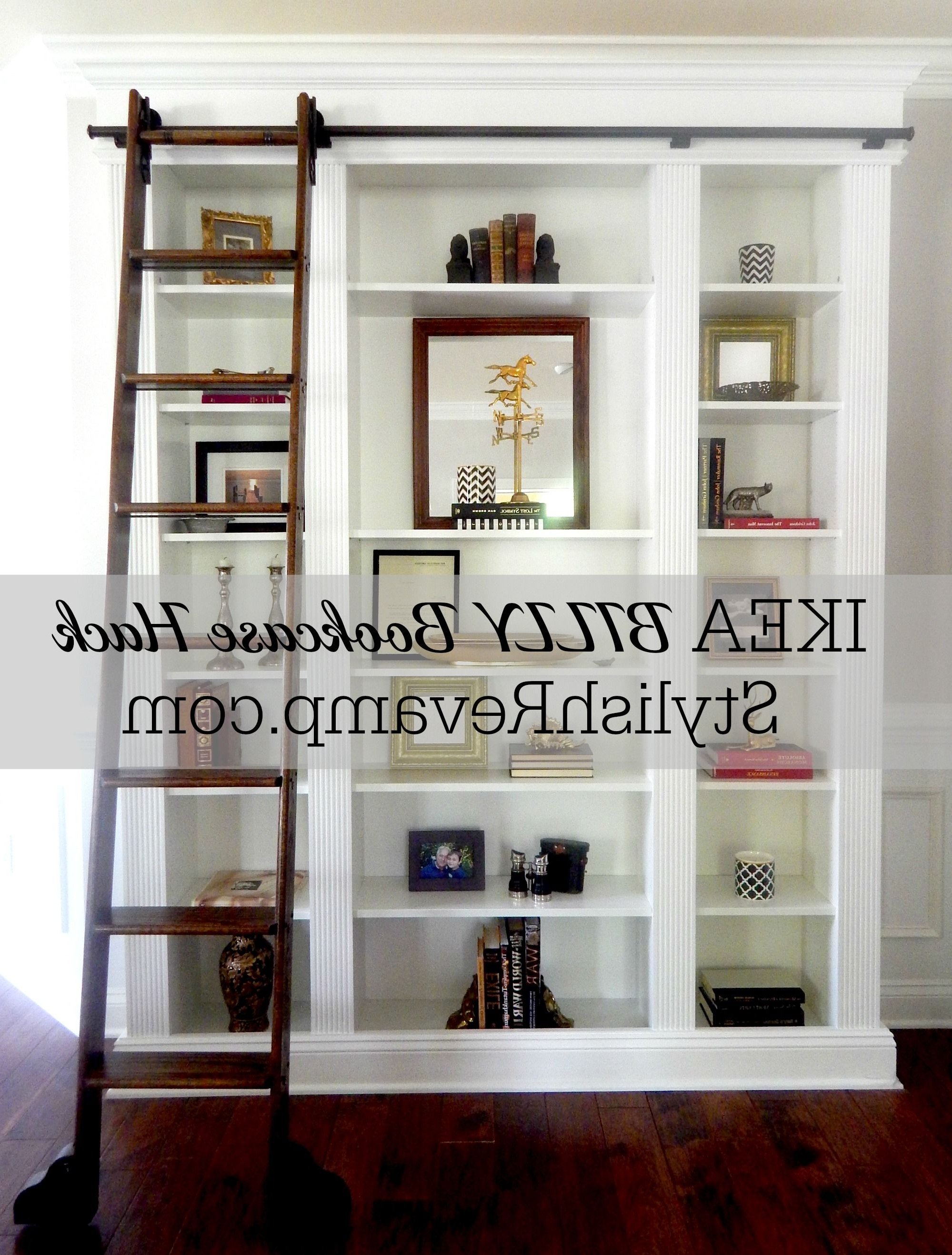 Best And Newest Ikea Billy Bookcase Hack (View 3 of 15)