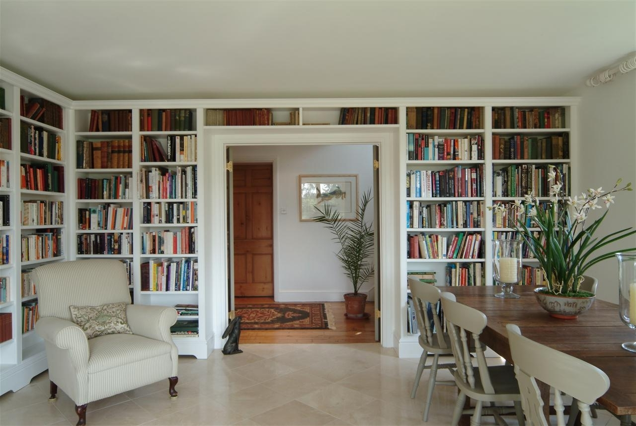 Best And Newest Libraries And Wall To Wall With Library Shelves For Home (View 15 of 15)