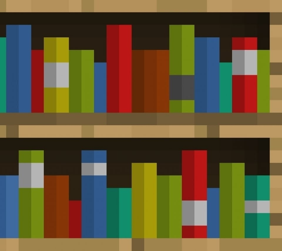 Featured Photo of Minecraft Bookcases