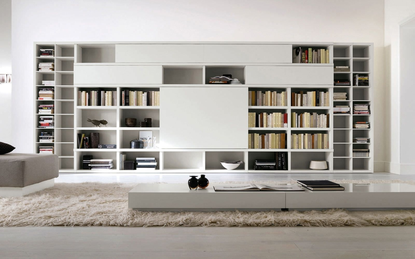 Best And Newest Modern Bookcases Intended For 20 Fine Examples Of Modern Bookcases (View 2 of 15)