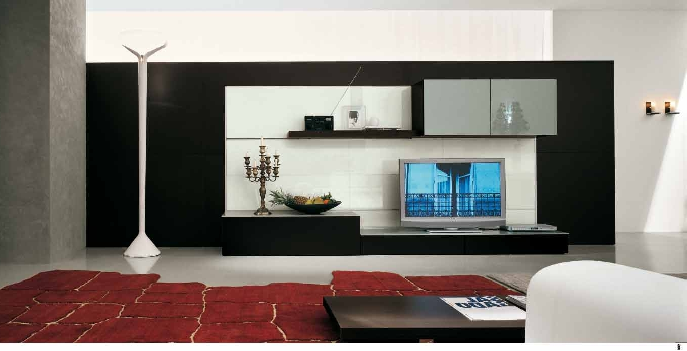 Best And Newest Modern Wall Unit – Wall Units Design Ideas : Electoral7 Inside Modern Wall Units (View 2 of 15)