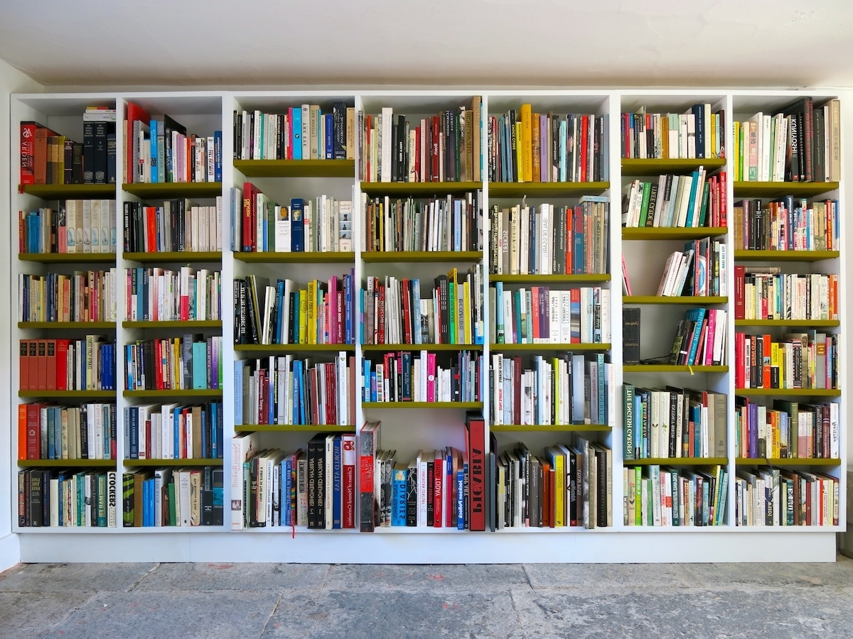 Best And Newest Pictures Of Library Shelves Group (73+) Within Library Shelfs (View 10 of 15)