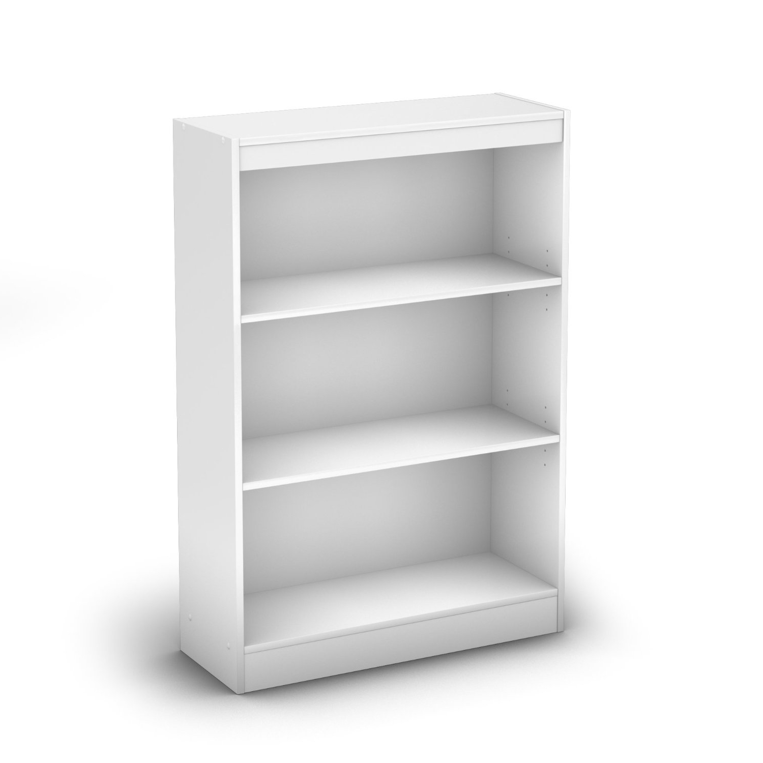 Best And Newest Small White Bookcases Within Top 30 Collection Of White Bookcases And Bookshelfs (View 2 of 15)