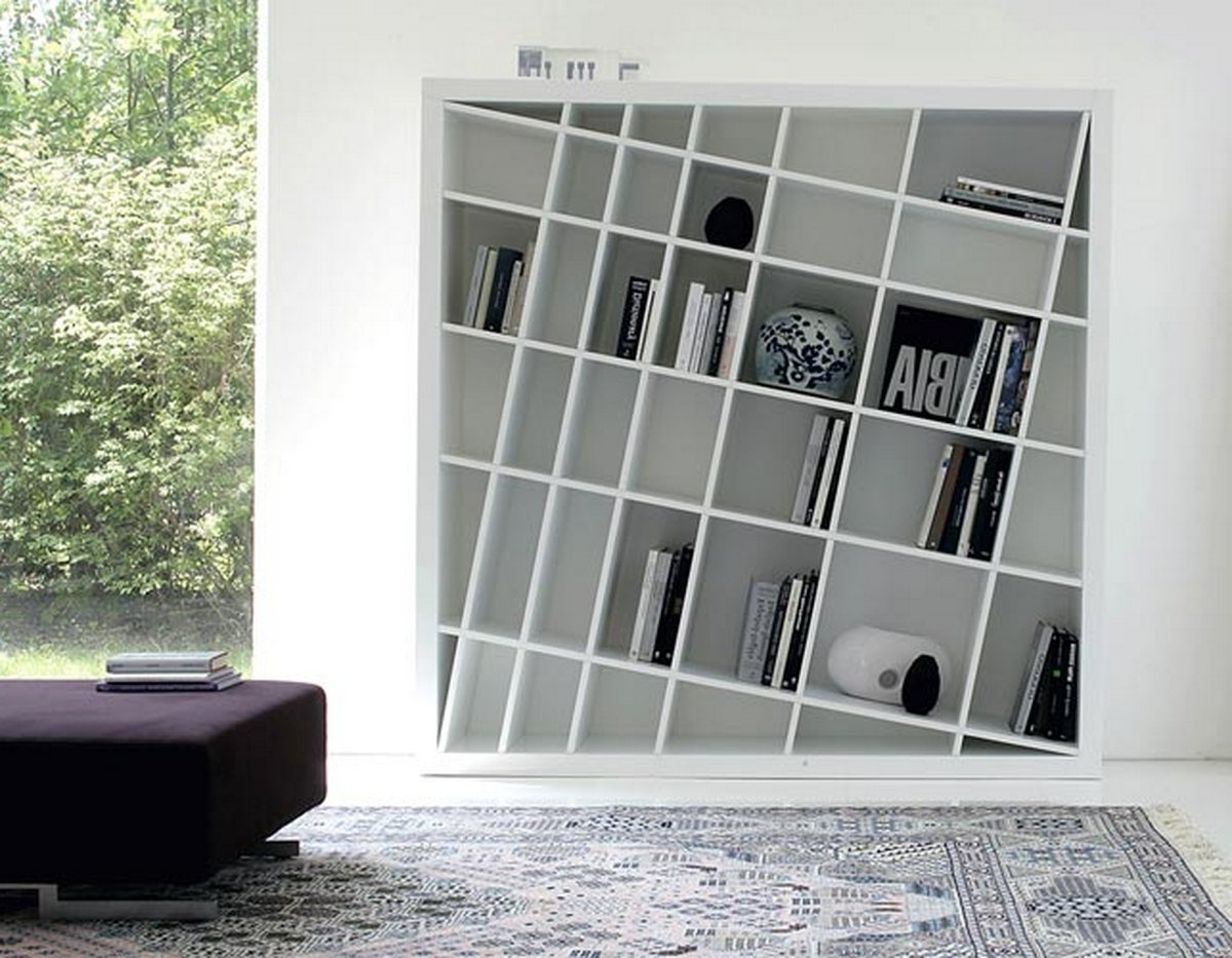Best And Newest The Importance Of Modern Bookcase – Pickndecor For Contemporary Bookcases (View 11 of 15)