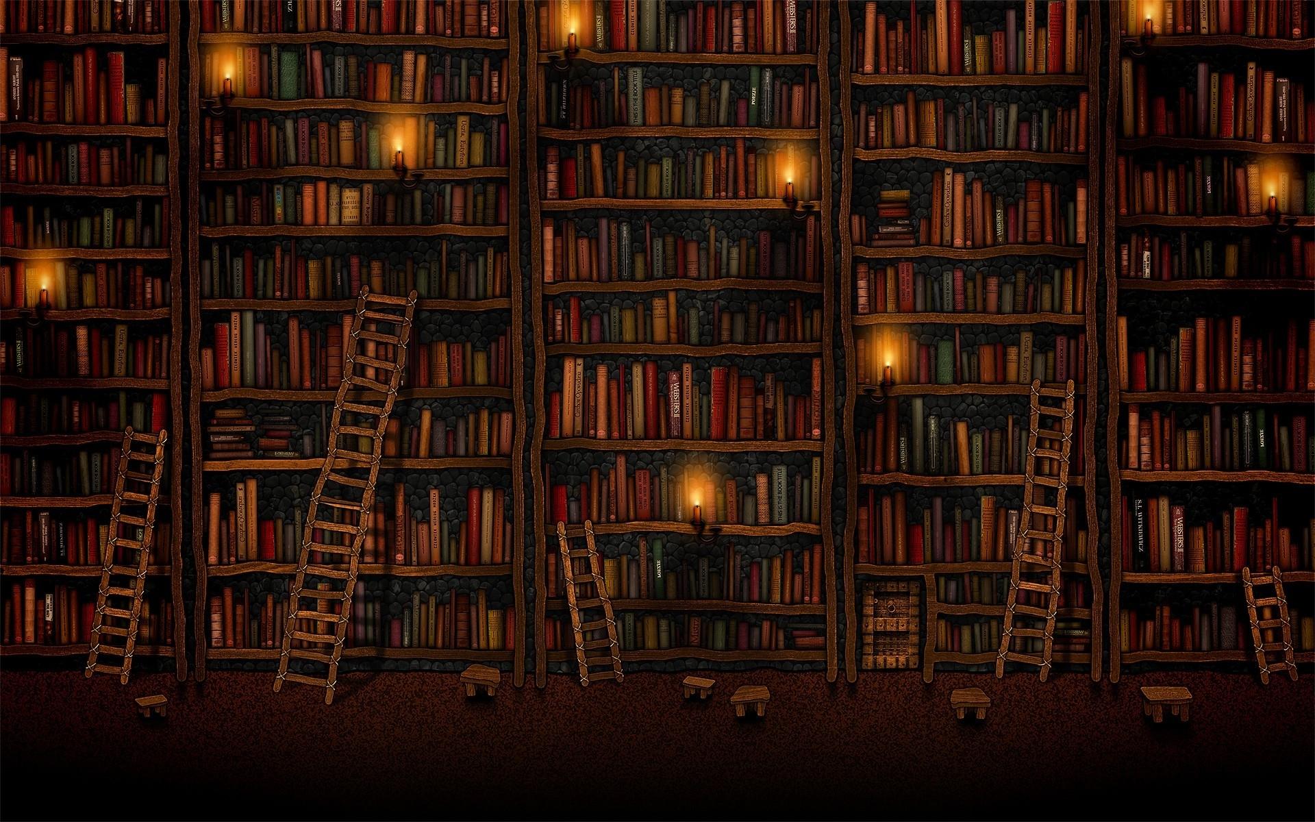 Best And Newest Wallpaper For Bookshelf Wallpapersafari Tall Bookshelves ~ Idolza For Huge Bookshelves (View 2 of 15)