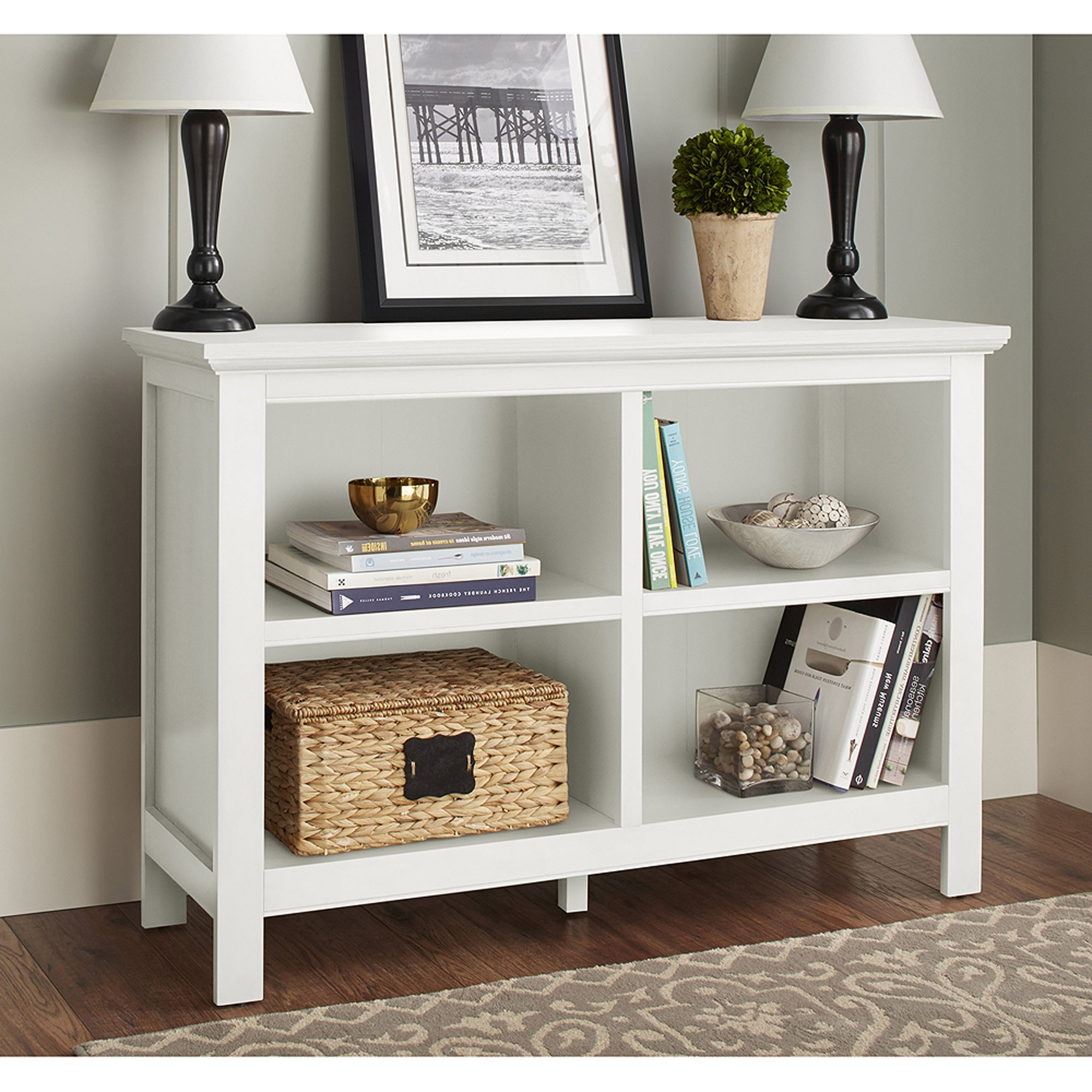 Best And Newest What Are The Advantages For Getting Horizontal Bookcase With Long Horizontal Bookcases (View 13 of 15)