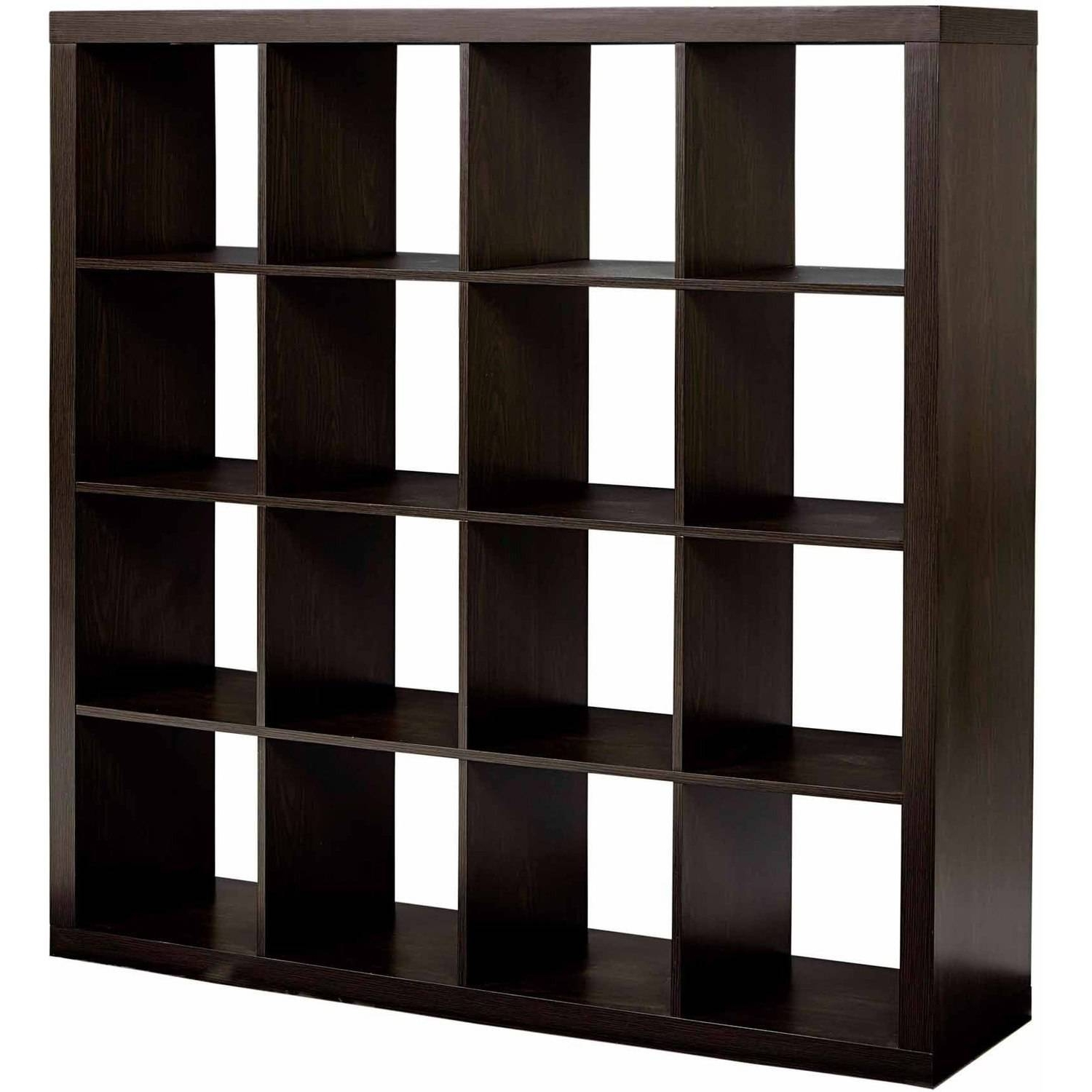 Better Homes And Gardens 16 Cube Organizer, Multiple Colors For Most Popular Cubby Bookcases (View 12 of 15)
