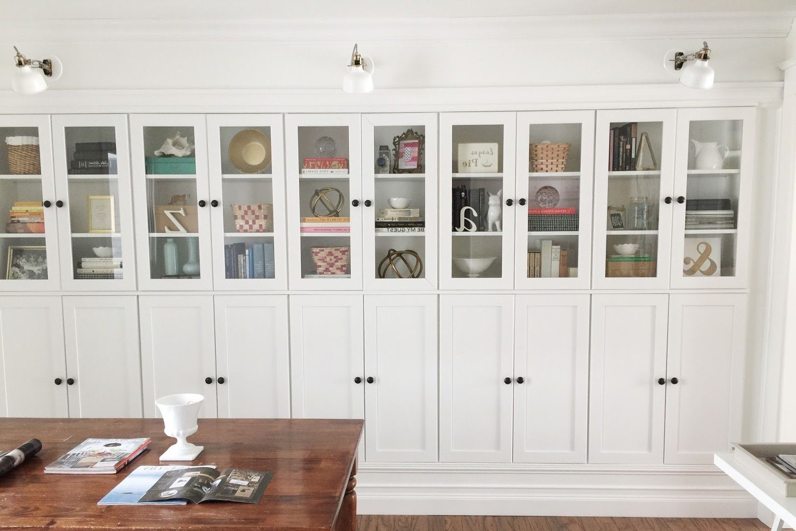 Billy Bookcases In Well Liked Ikea Hacks: The Best 23 Billy Bookcase Built Ins Ever (View 5 of 15)