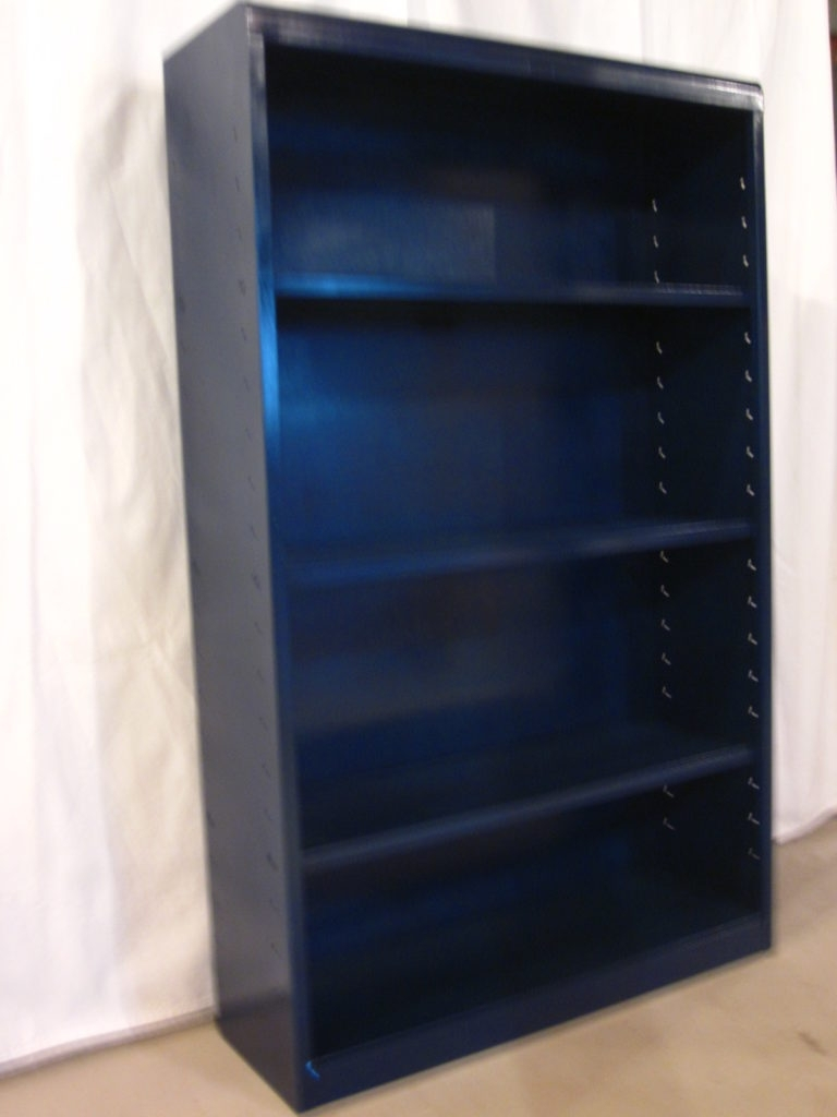 Blue Bookcases Within Most Up To Date Navy Blue Bookcase Bookcases Hoctropro Blue Bookcase In Bookcase (View 4 of 15)