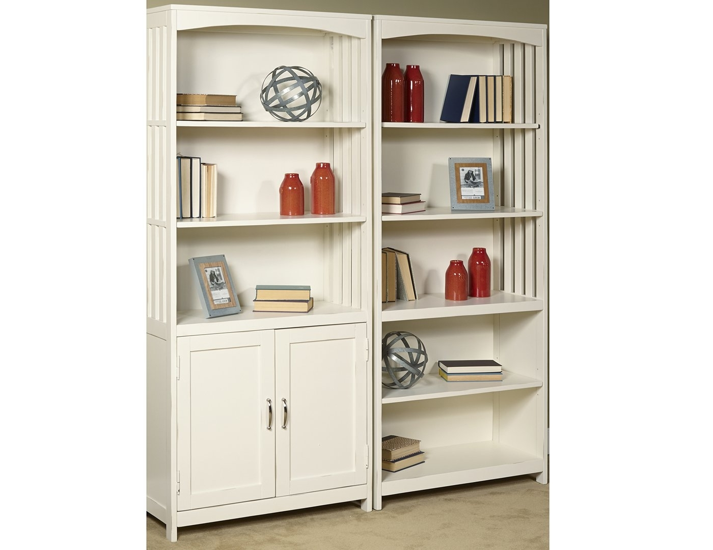 Bookcase 35 Excellent With Cupboards Under Image Inspirations Within Widely Used Bookcases With Cupboard Under (View 6 of 15)