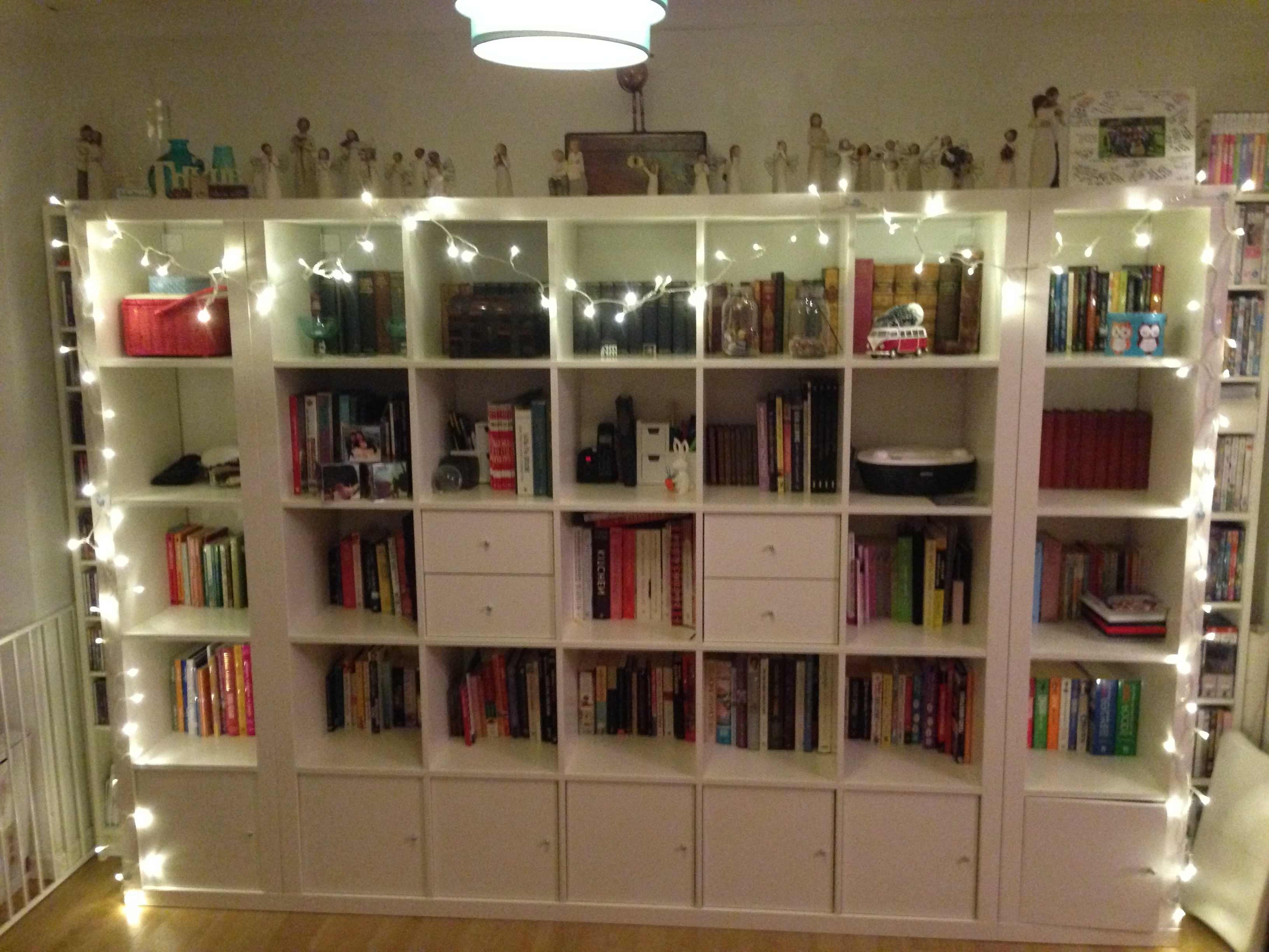 Featured Photo of Bookcases Lighting