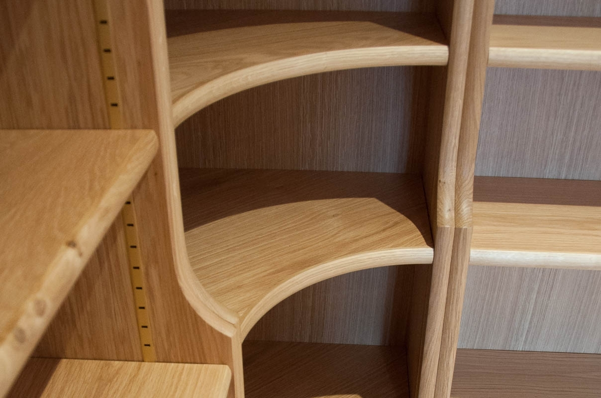 Bookcases Archives – David Armstrong Furniture Pertaining To Best And Newest Corner Oak Bookcases (View 2 of 15)