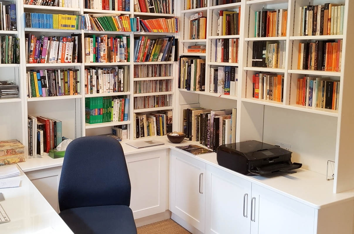 Bookcases Archives – David Armstrong Furniture Throughout Well Known White Painted Bookcases (View 3 of 15)