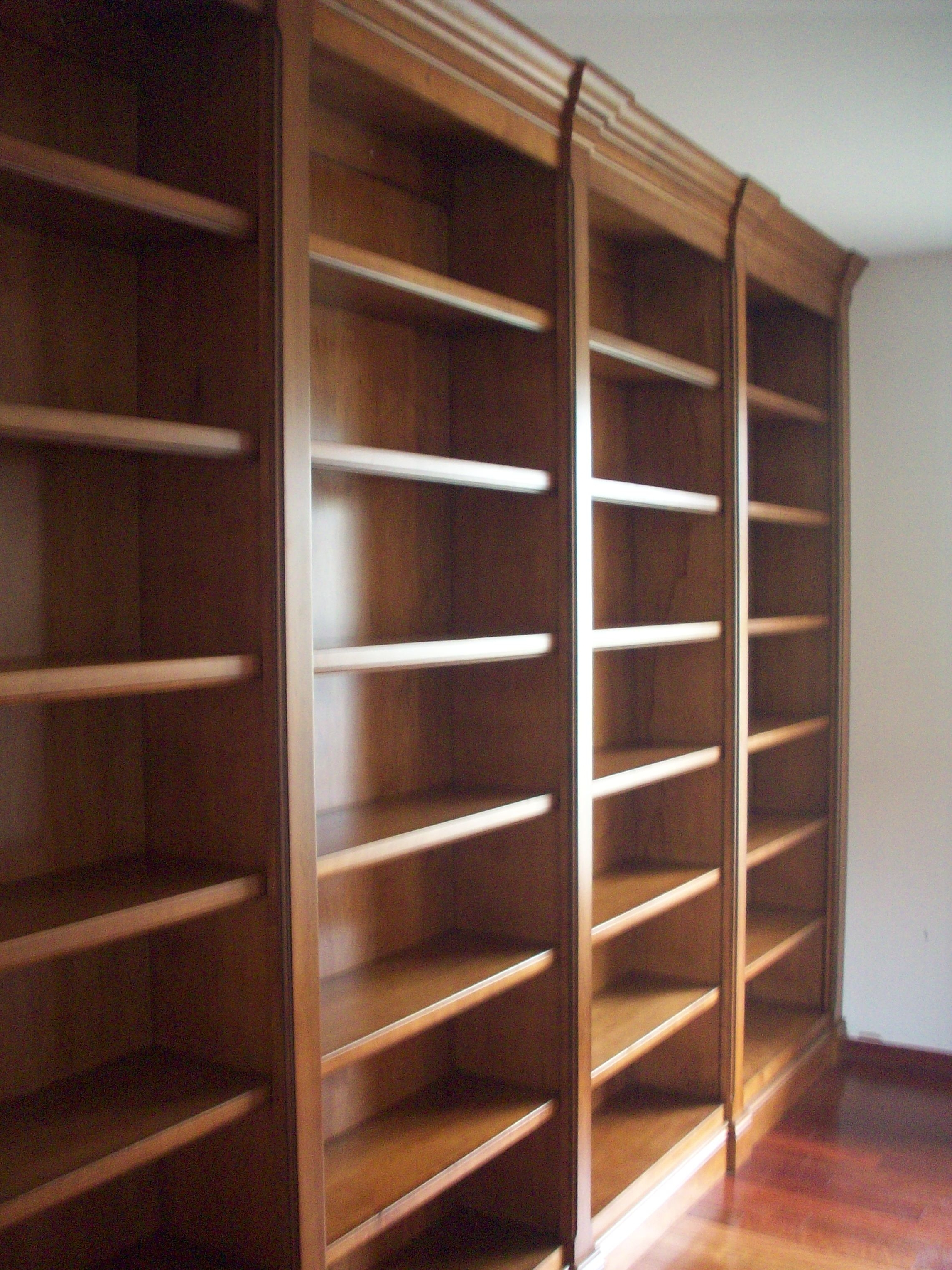Bookcases :c A Custom Woodworking Inc Pertaining To Well Known Floor To Ceiling Bookcases (View 2 of 15)