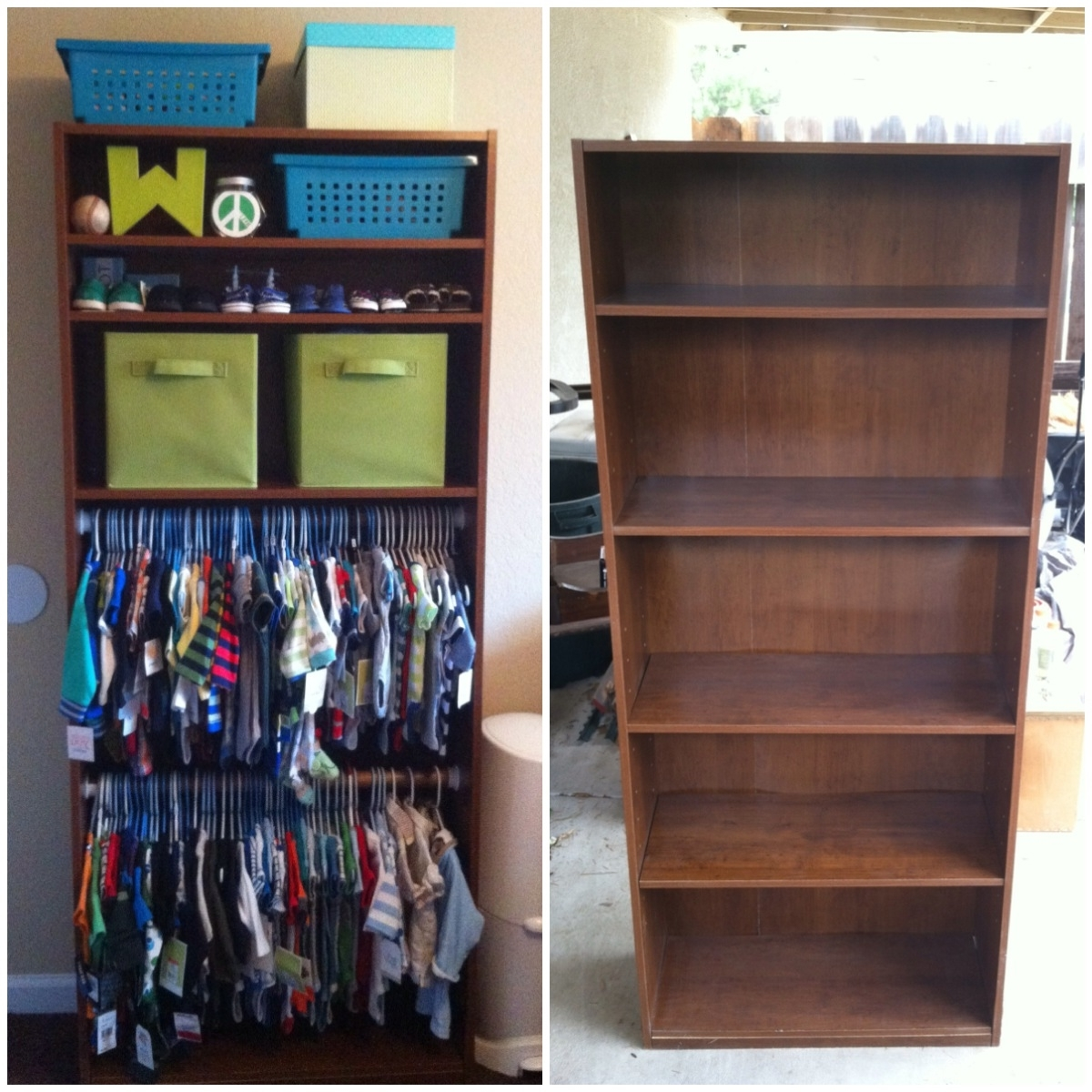 Bookcases Cupboard With Regard To Newest 23 Money Saving Ways To Repurpose And Reuse Old Bookcases (View 3 of 15)
