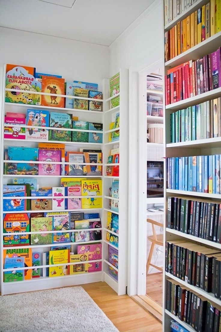 Bookcases For Kids Room For Famous Image Result For Bookshelf Front Facing Nz Kids (View 4 of 15)
