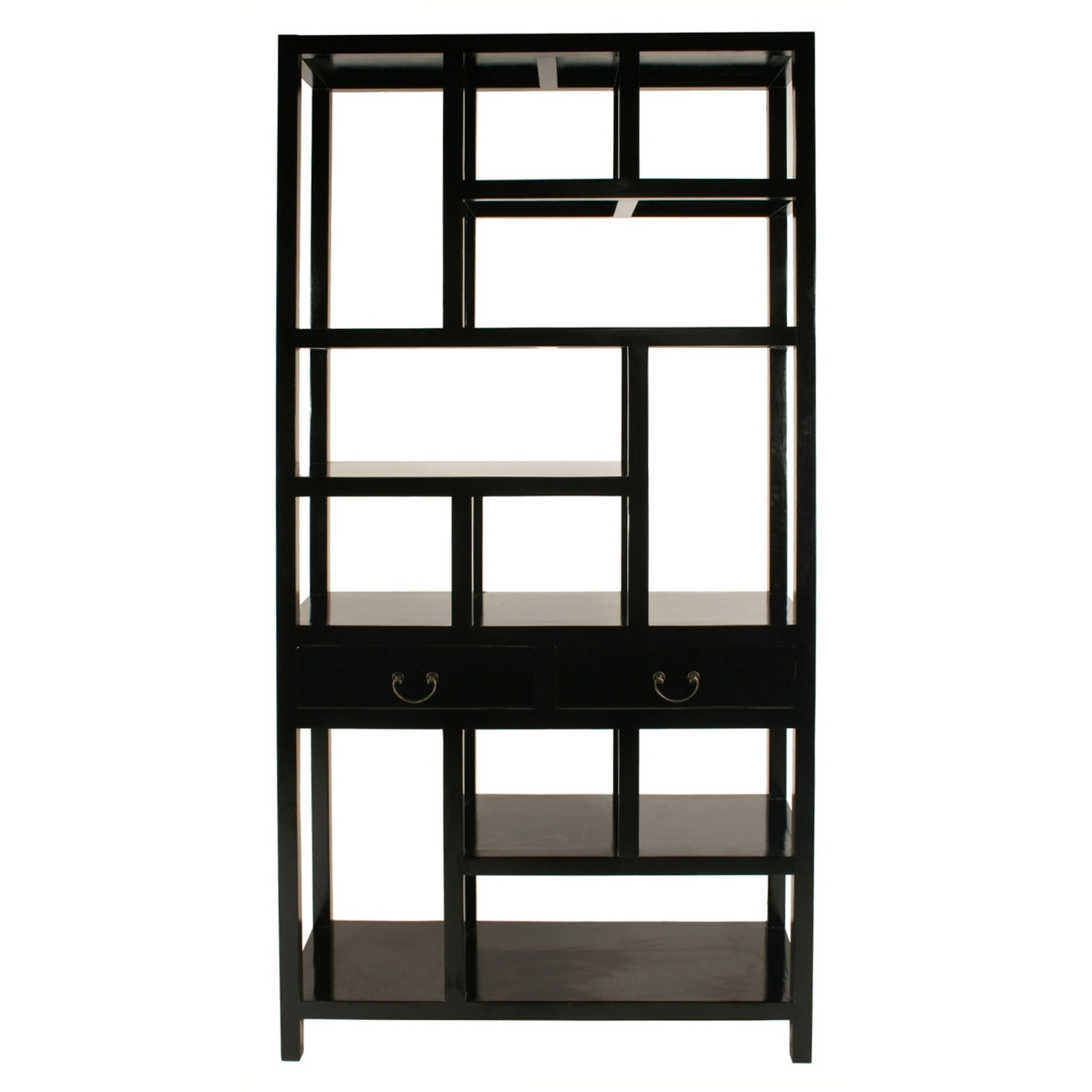 Bookcases Ideas: Best Choice Black Bookcases Tall Black Bookcases Pertaining To Famous Black Bookcases (View 5 of 15)