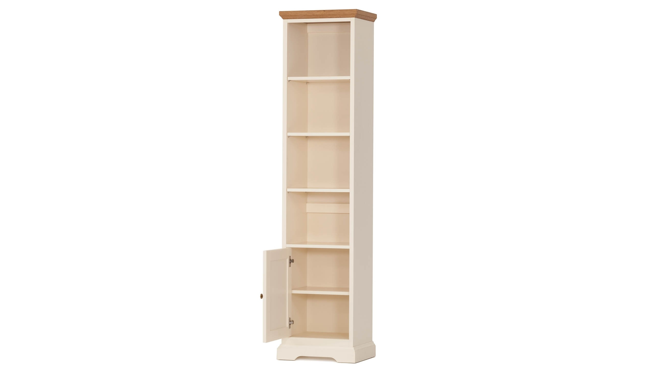 Bookcases Ideas: Bookcases And Shelving Units Oak And Glass Book Pertaining To Fashionable Thin Bookcases (Gallery 7 of 15)