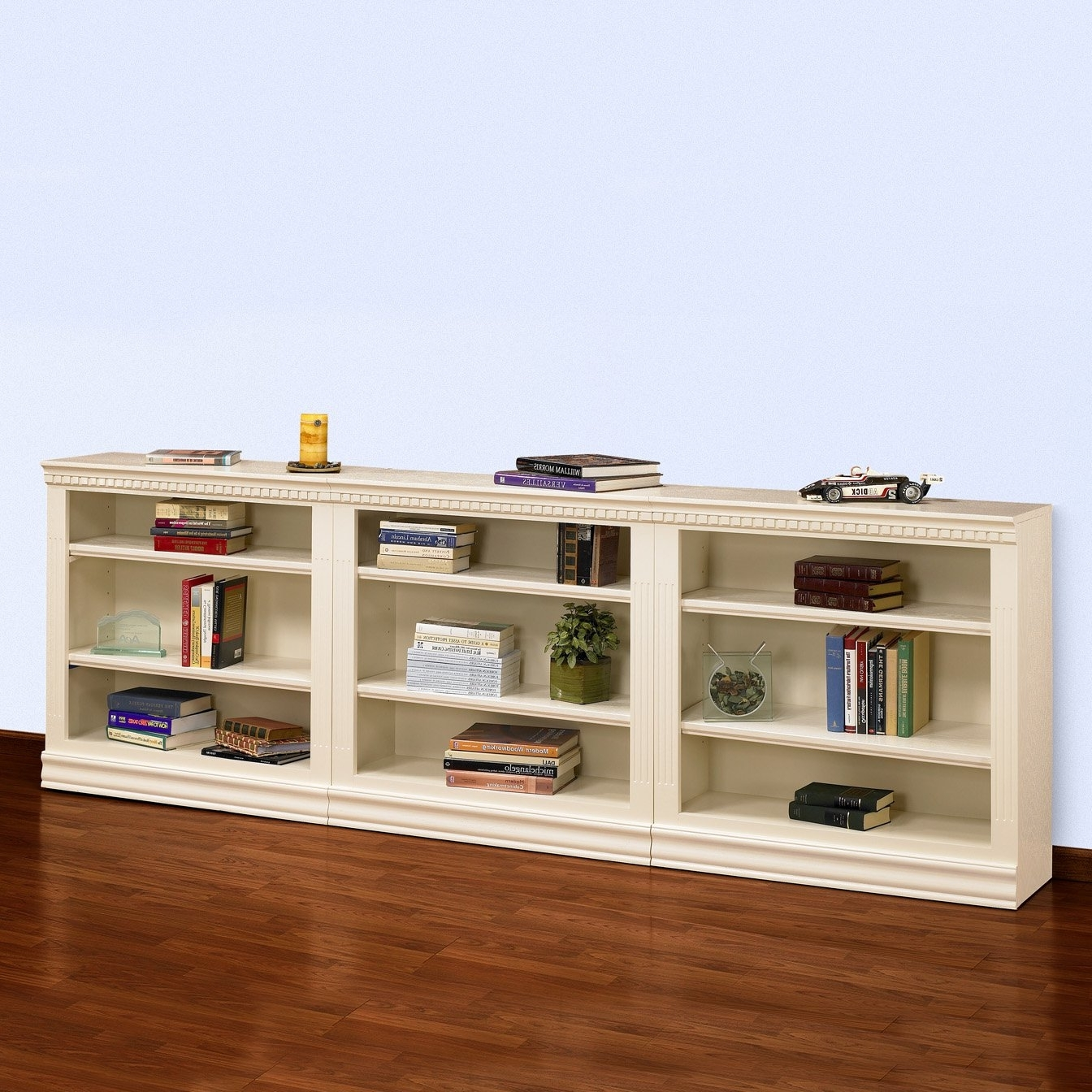 Bookcases Ideas: Bookcases And Shelving Units Oak And Glass Book Pertaining To Well Known Short Narrow Bookcases (View 4 of 15)