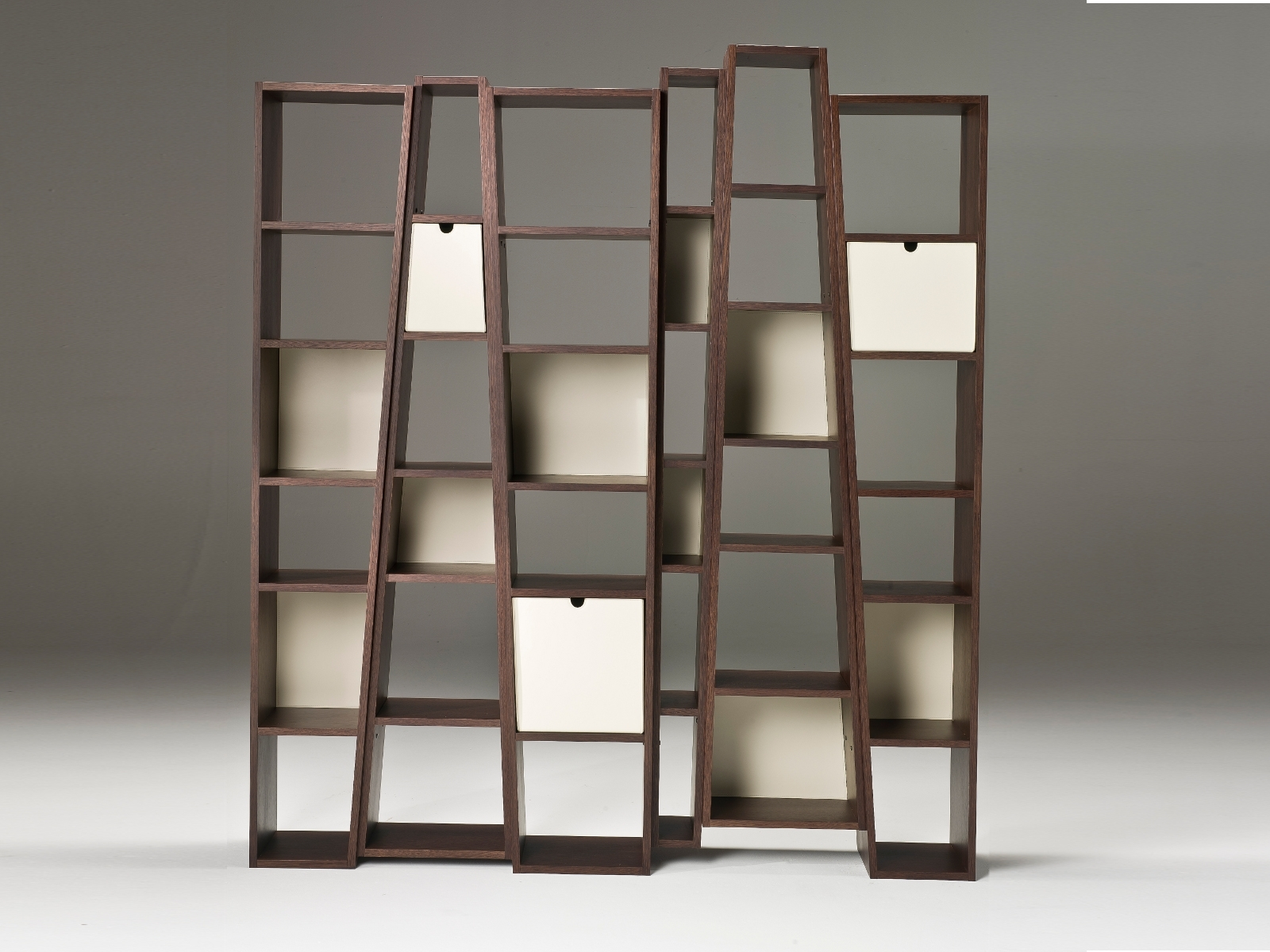 Featured Photo of Double Sided Bookcases