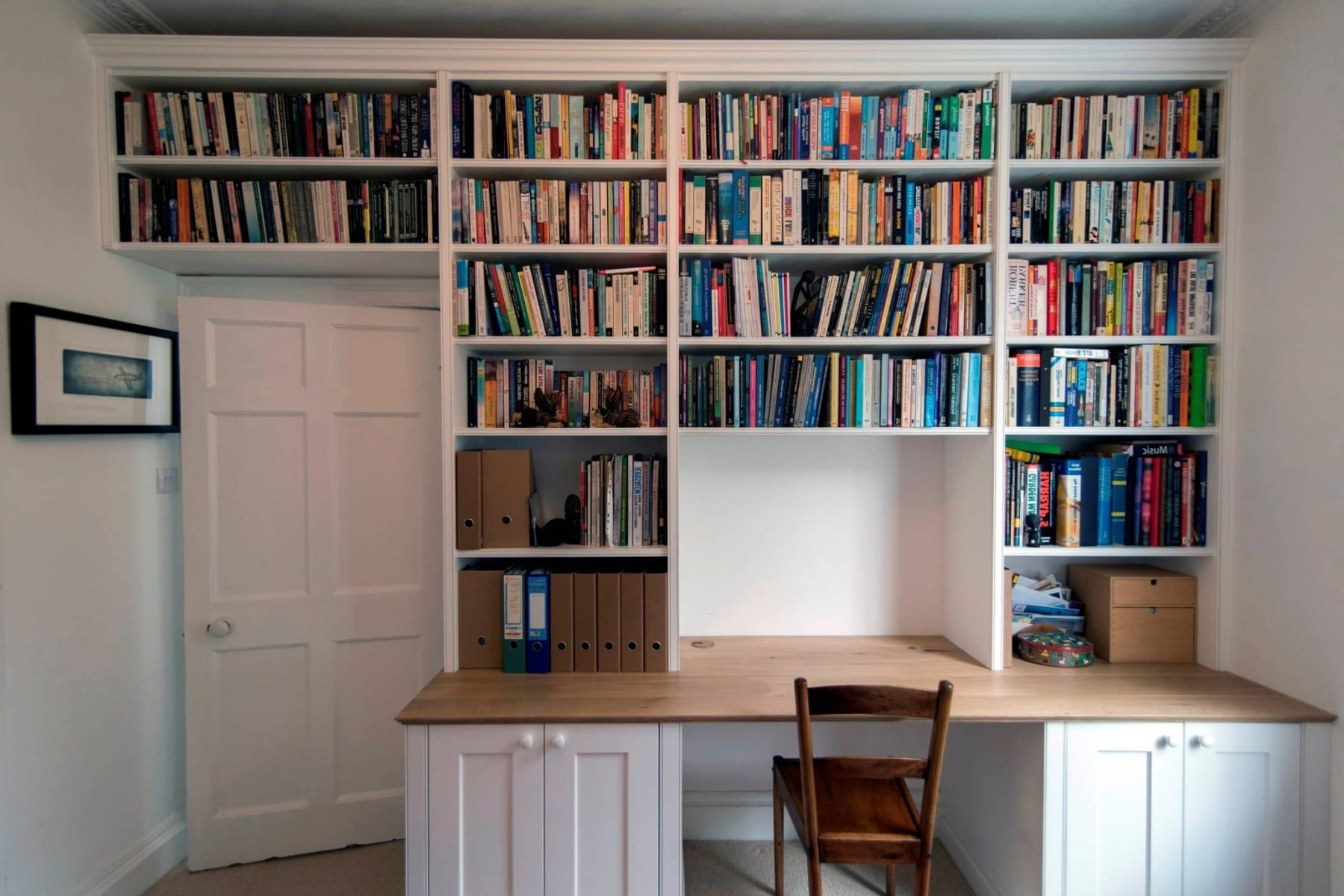 Bookcases & Libraries Within Widely Used Fitted Bookcases (View 1 of 15)