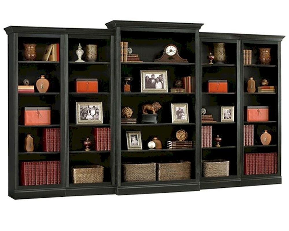 Bookcases Library Wall Unit In Well Known Office Library Wall Units (View 7 of 15)