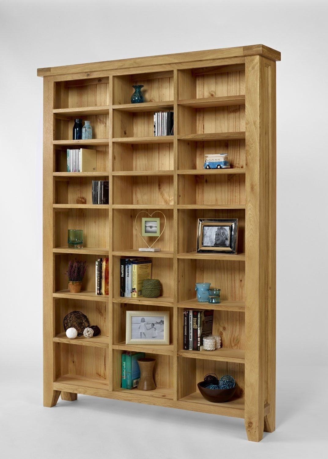 Bookcases & Shelving Inside Well Known Bespoke Cd Storage (View 5 of 15)