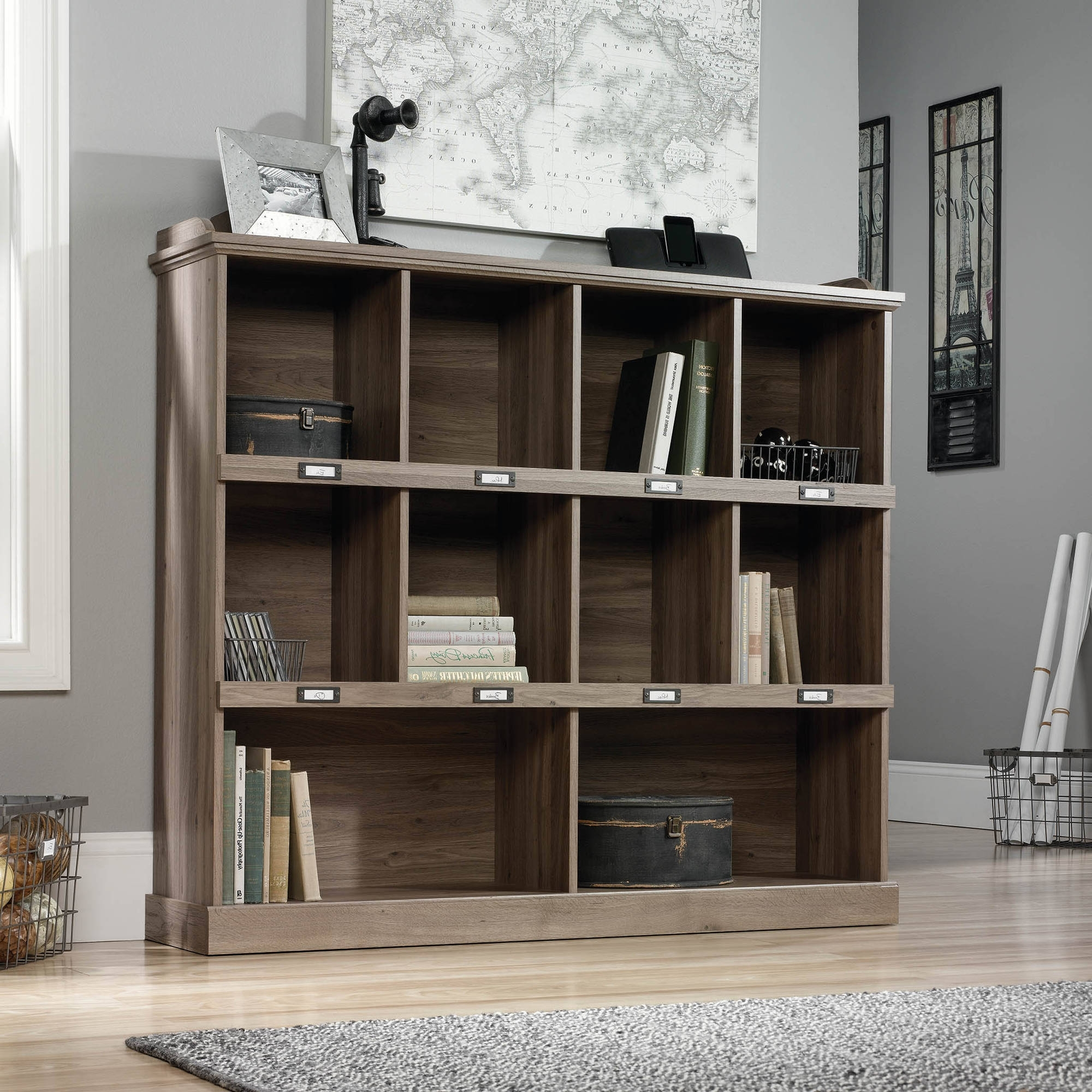 Bookcases – Walmart Pertaining To Widely Used Black Bookcases Walmart (View 7 of 15)