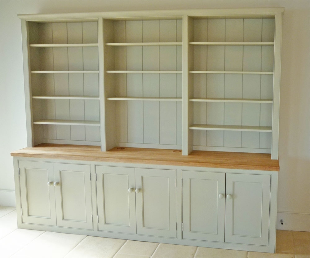 Bookcases With Cupboard Base Regarding Fashionable Furniture – Bookcases – Dunham Fitted Furniture (View 9 of 15)