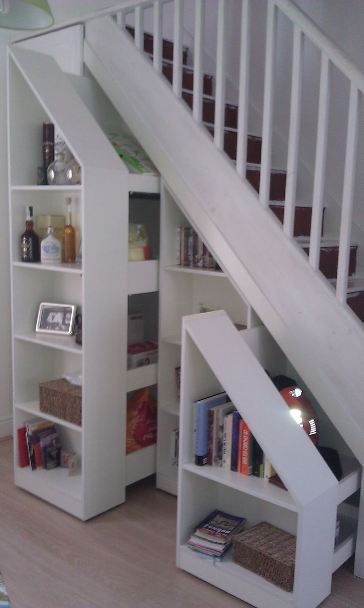 Bookcases With Cupboard Under Intended For Trendy Image Result For This Old House, Under Stair Pull Out & Bookcase (View 11 of 15)