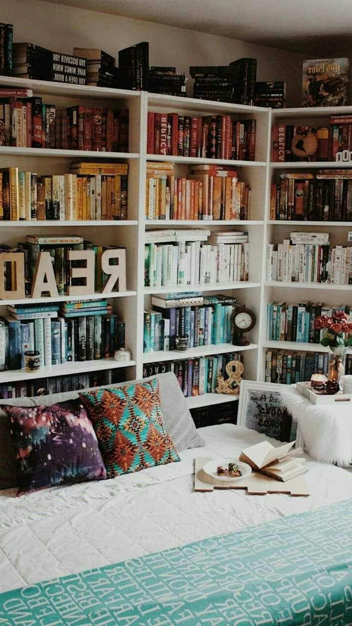 Books, Room And Bedrooms (View 12 of 15)
