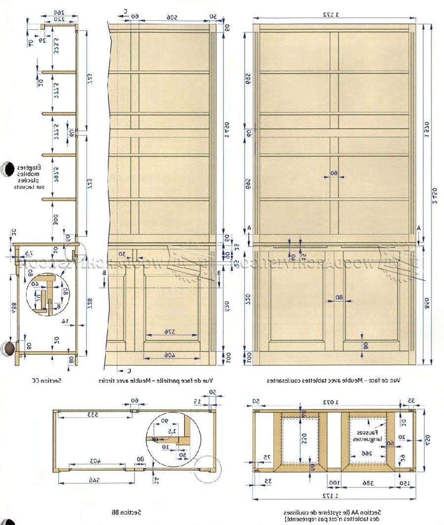 Bookshelf Design (View 2 of 15)