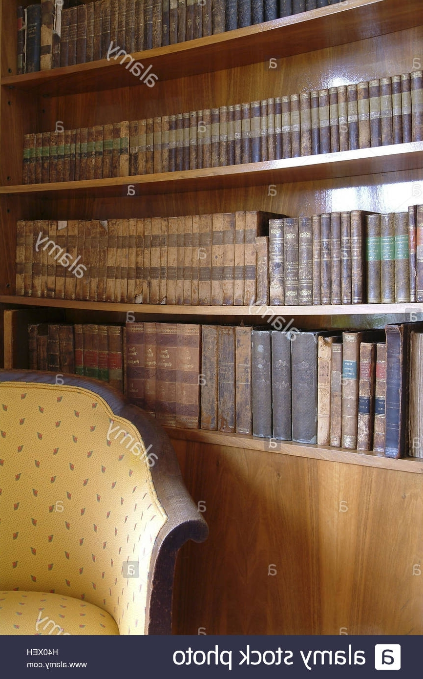 Bookshelves, Armchair, Detail, Library, Wall Books, Shelves, Books Pertaining To Well Known Huge Bookshelves (View 8 of 15)