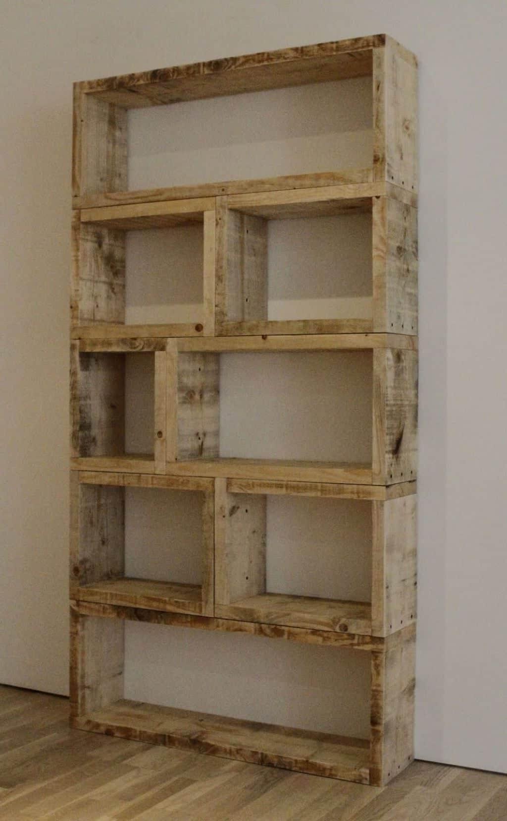 Bookshelves Handmade Inside Preferred Wooden Handmade Bookshelves – Create Your Handmade Bookshelves (View 2 of 15)