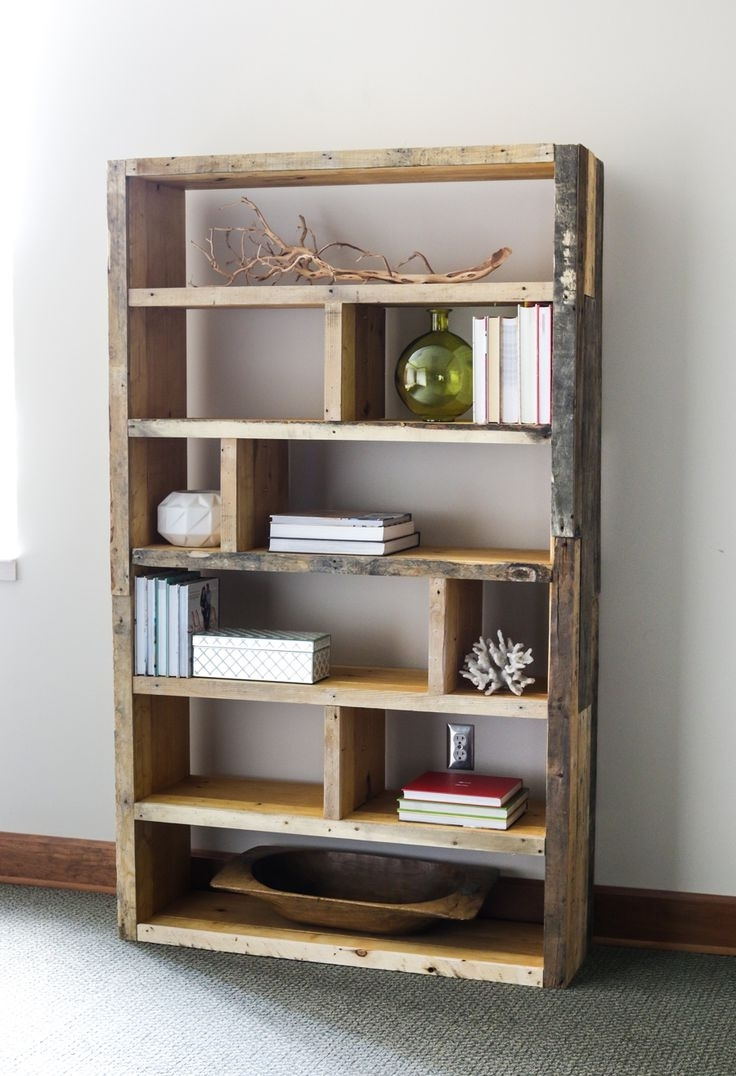 Bookshelves Handmade With Most Current Best 25