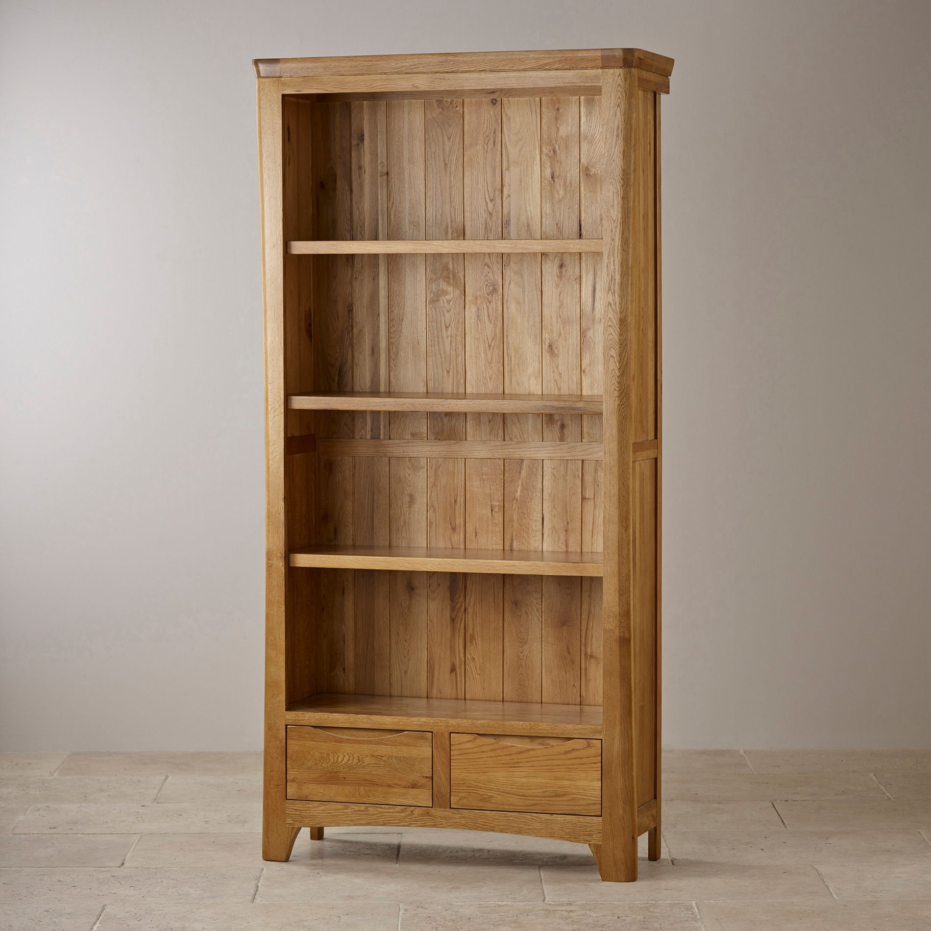 Brilliant Ideas Of Wooden Bookcases Uk Images For Your Real Wood With Most Current Real Wood Bookcases (View 12 of 15)