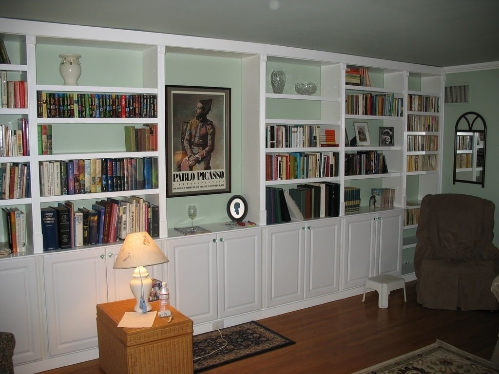 Built In Bookcases Kits Regarding Most Recent Wall Units (View 5 of 15)