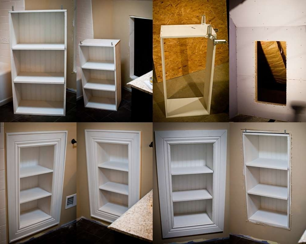 Built In Bookshelves Kits Inside Popular Wall Units (View 3 of 15)