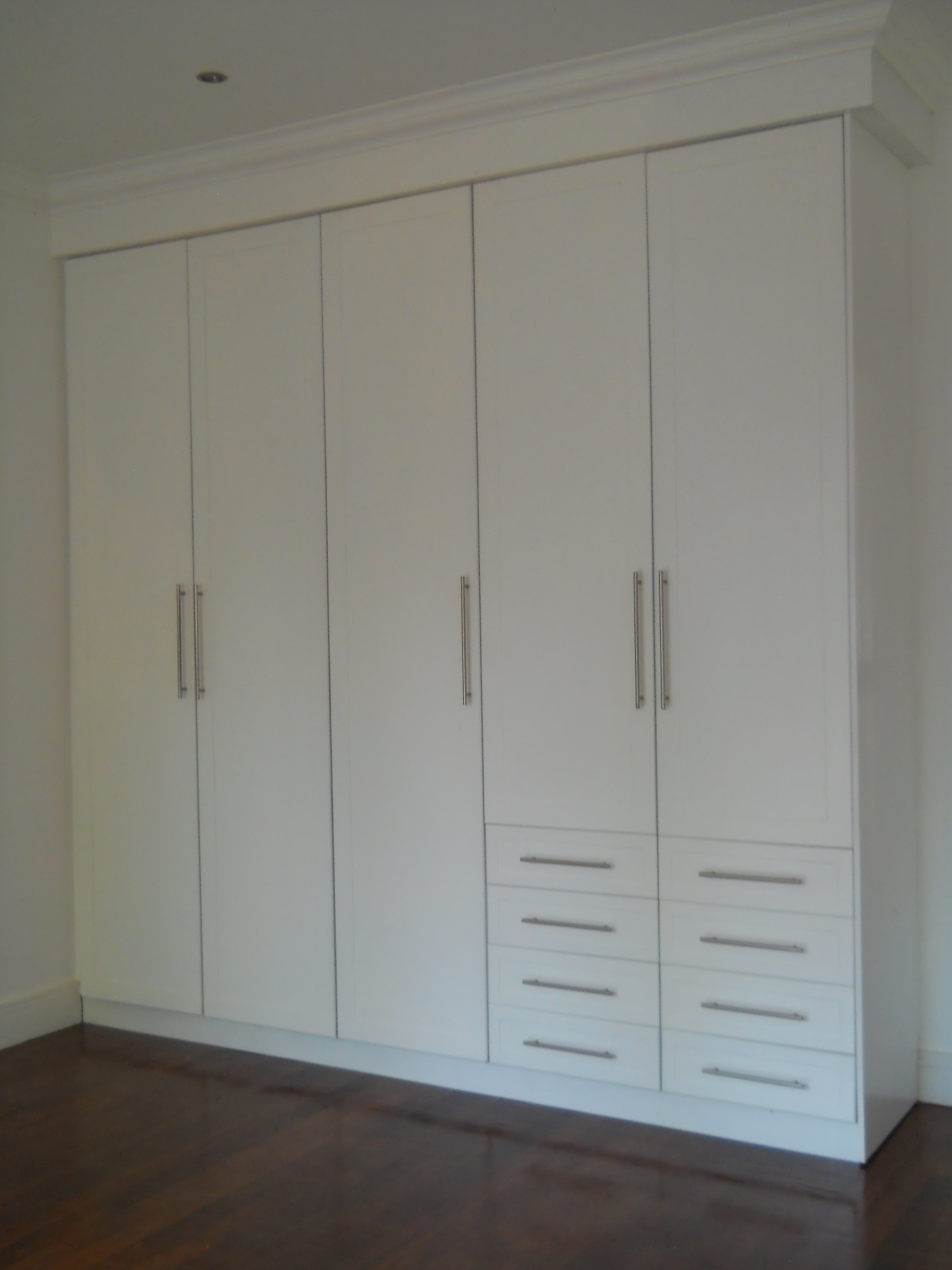 Built In Cupboards With Regard To Fashionable Built In Cupboard – The Woodworker (View 4 of 15)