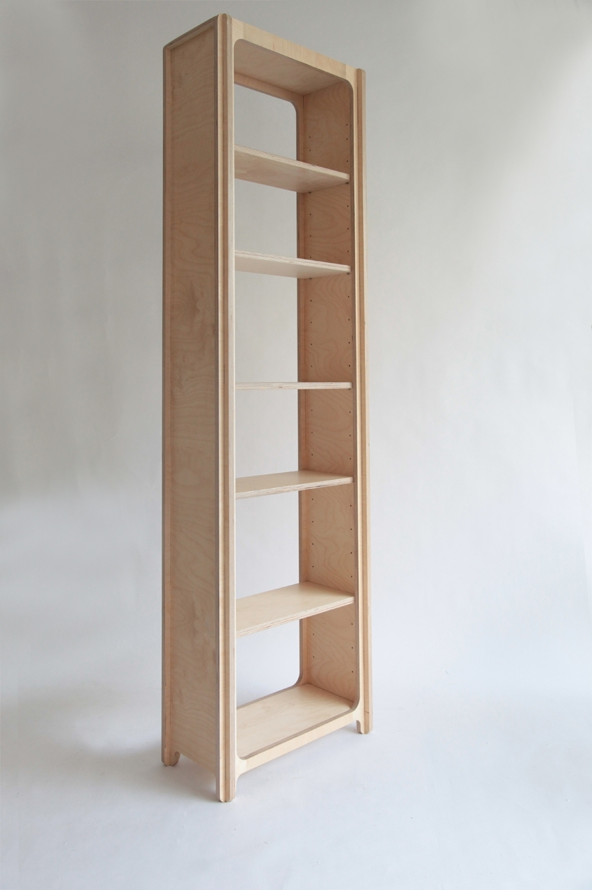 Bull Bookcase Inside Plywood Bookcases (View 4 of 15)