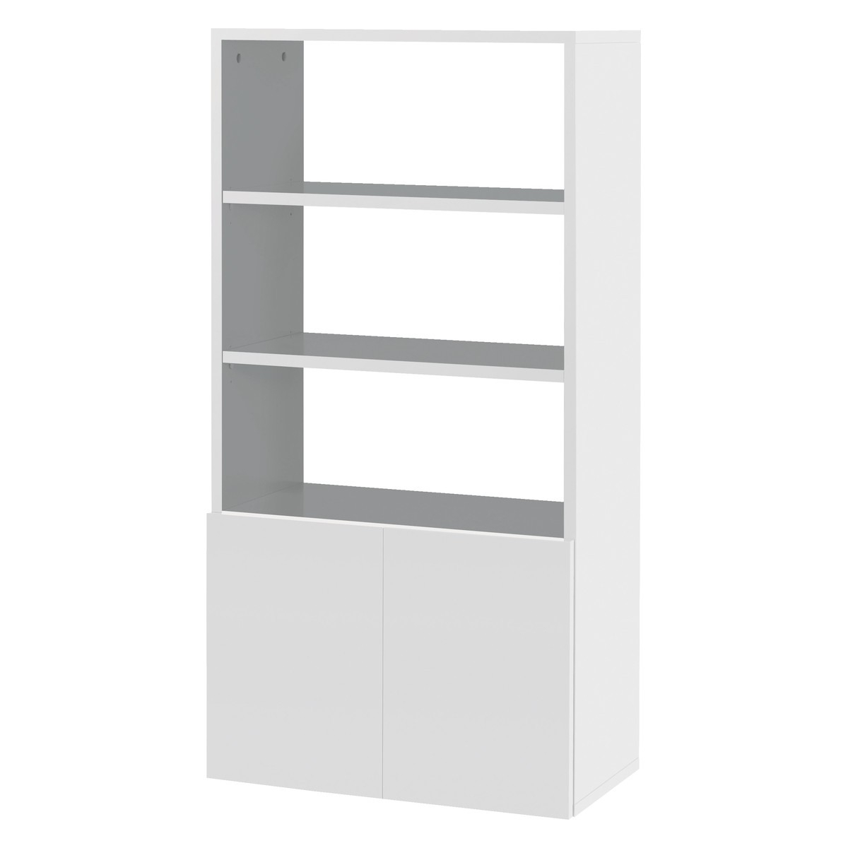 Buy Now At Habitat Uk Intended For Popular White Shelving Units (View 2 of 15)