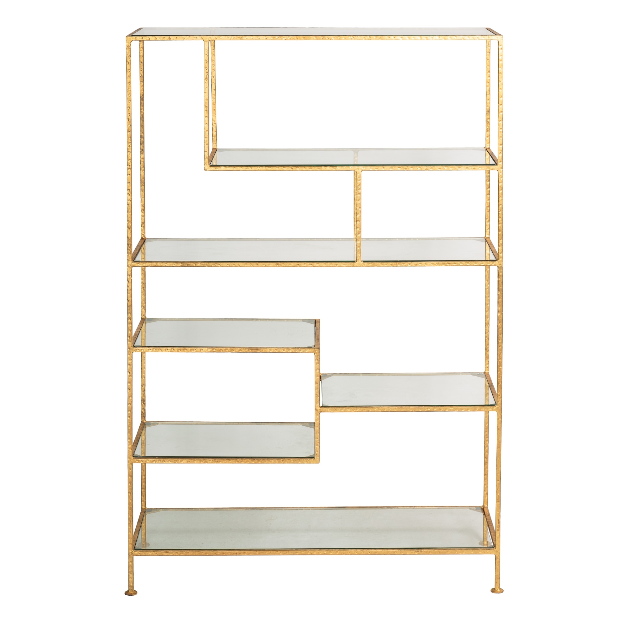 Captivating Gold Shelves Interesting Decoration And Bookcases With Regard To Fashionable Gold Metal Bookcases (View 10 of 15)