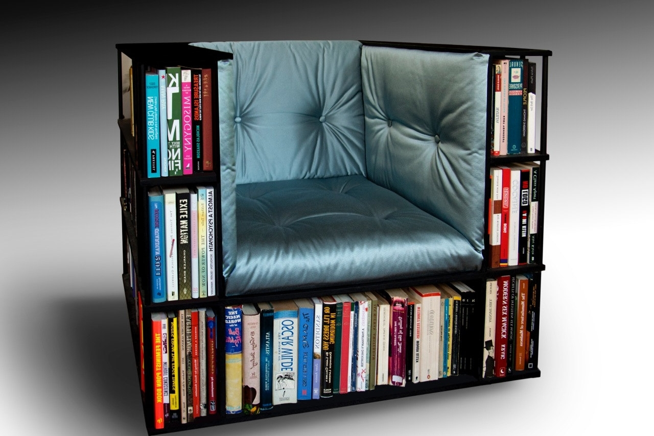 Featured Photo of Chair Bookcases
