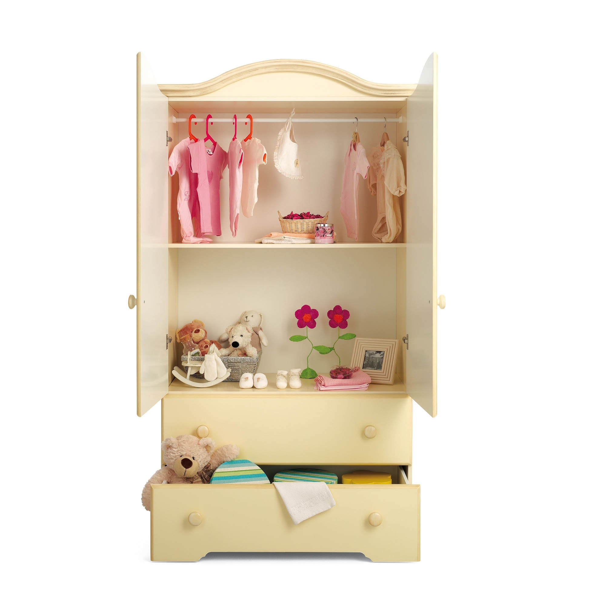 Featured Photo of Cheap Baby Wardrobes