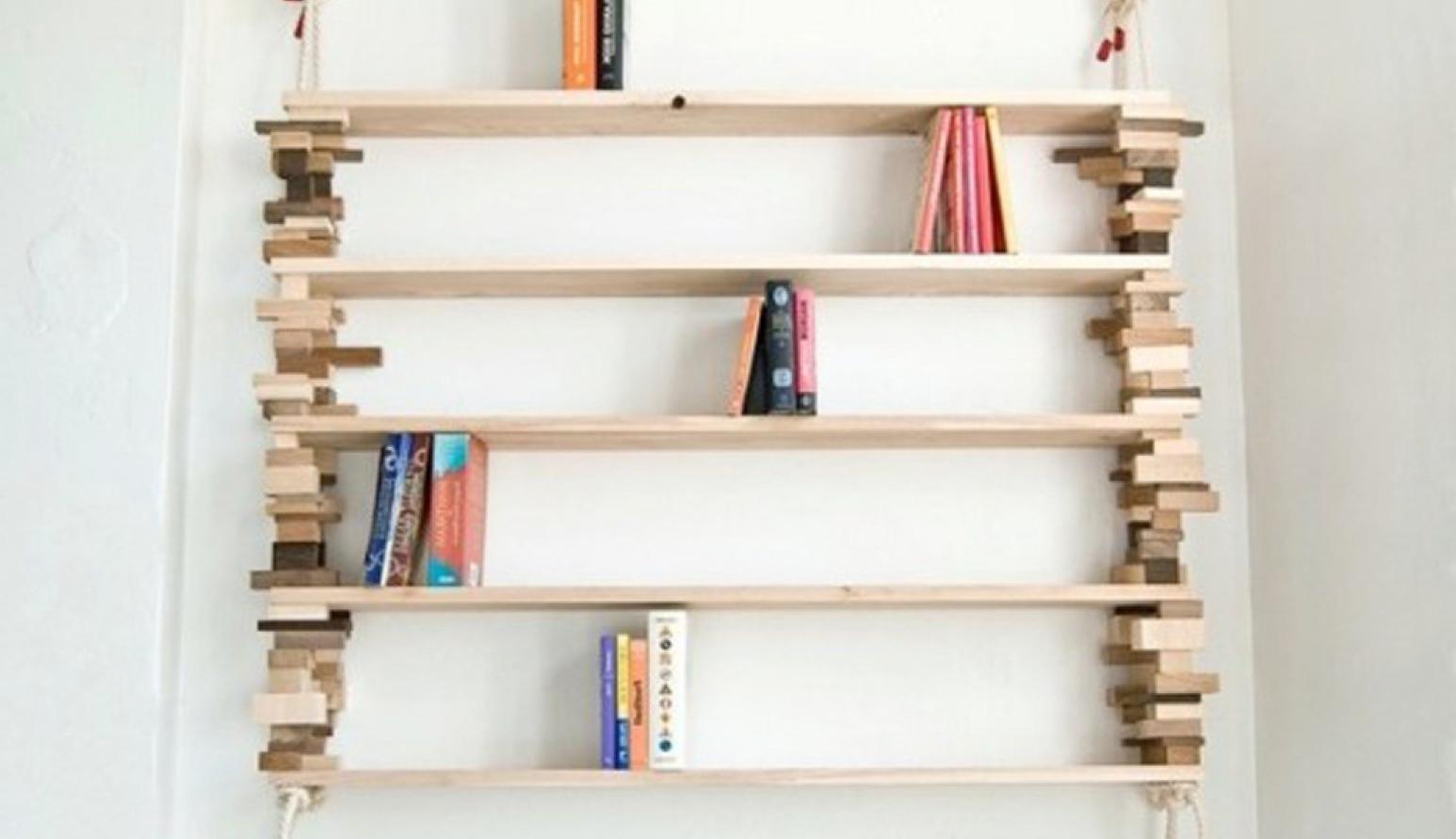 Cheap Bookshelves With Popular Cheap Wall Bookshelves (View 7 of 15)